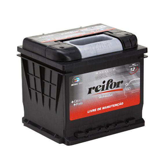 Bateria Selada Reifor - Linha Hermetic: Lado Direito - 45 Ah
