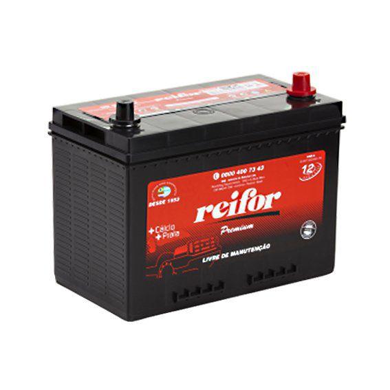 Bateria Selada Reifor - Linha Premium: Lado Direito - 90 Ah