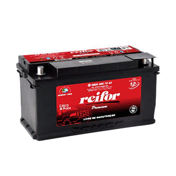 Bateria Selada Reifor - Linha Premium: Lado Direito - 95 Ah