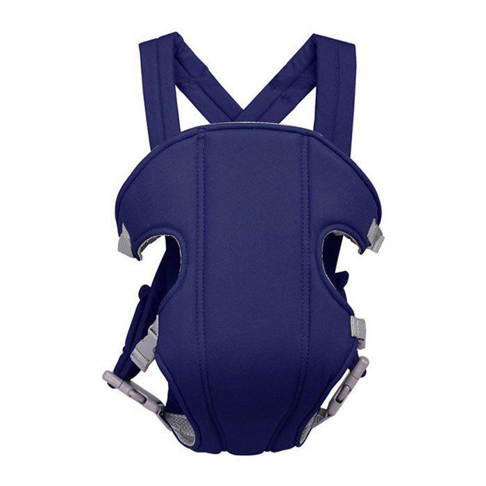 Canguru Porta Bebê - Azul Marinho