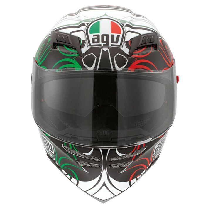 Capacete AGV Horizon Absolute Italy - Tamanho: 58