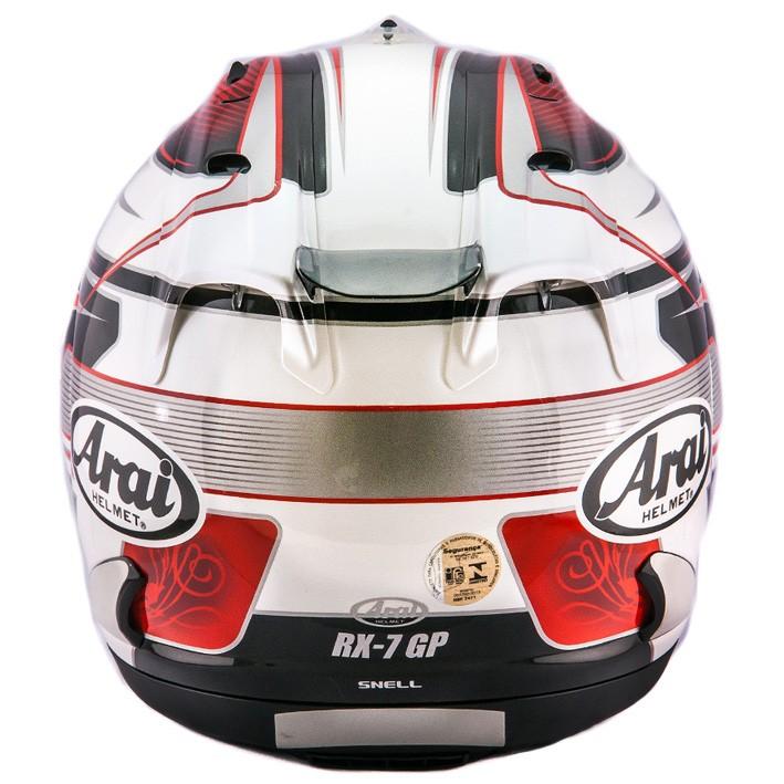 Capacete Arai RX-7 GP Dani Pedrosa 26 - Tamanho: 60