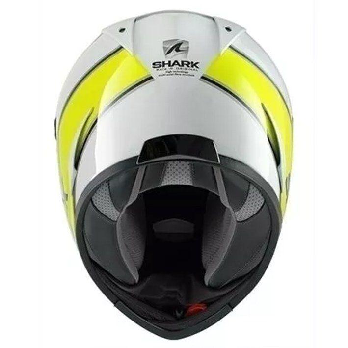 Capacete Shark Race-R Pro Original Brasil - Tamanho: 60
