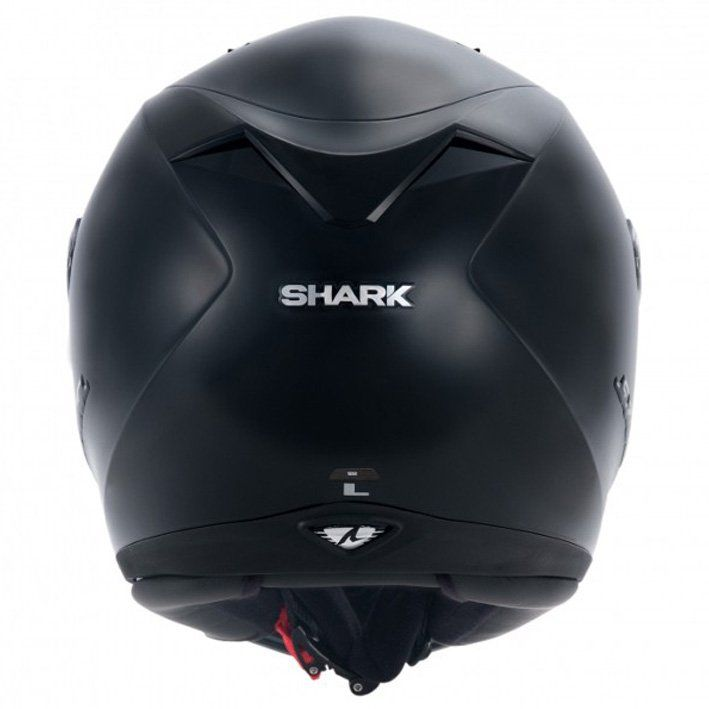 Capacete Shark S700 Prime BLK Cor: Preto