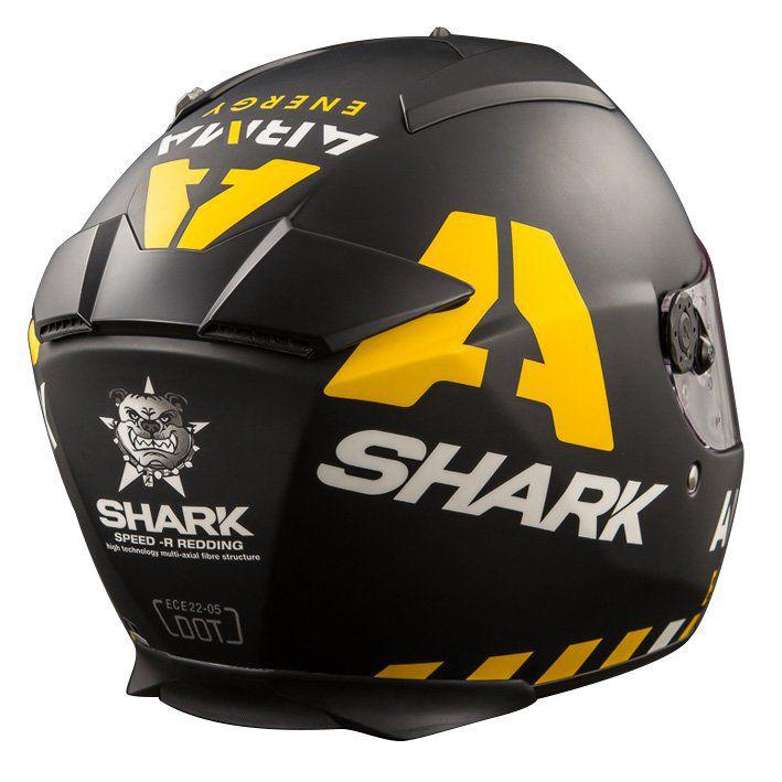 Capacete Shark Speed-R Redding - Tamanho: 58