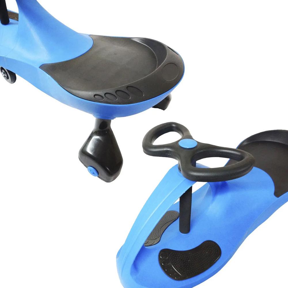 Carro de Rolima Giro Car Carrinho Infantil Gira Gira BW004AZ Importway - Azul