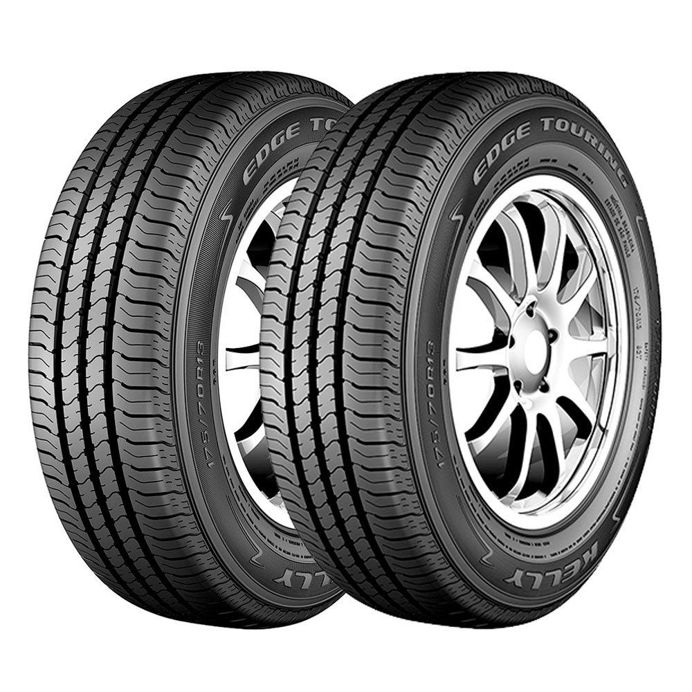 Combo com 2 Pneus 175/65R14 Goodyear Kelly Edge Touring 82T
