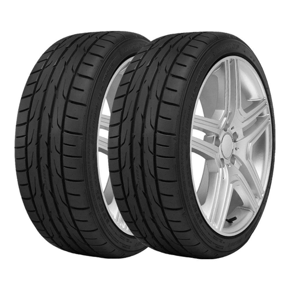 Combo com 2 Pneus 195/50R16 Dunlop Direzza DZ102 84V #