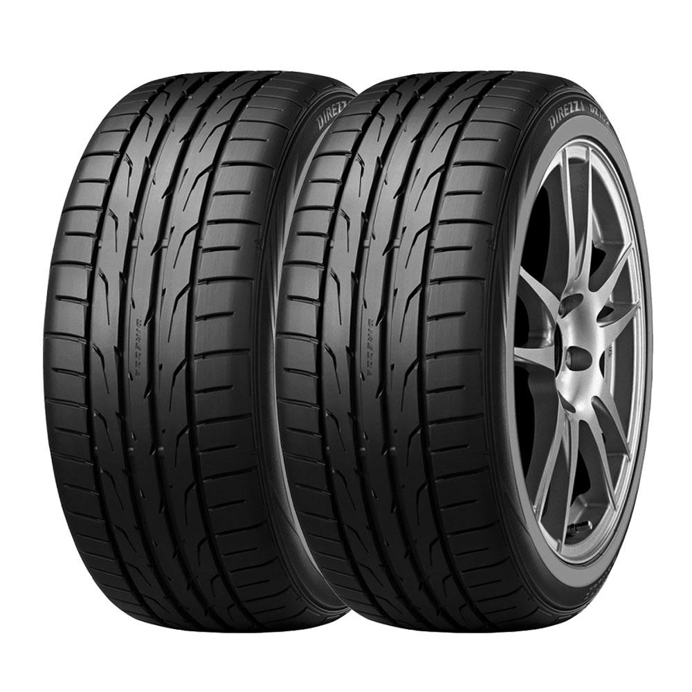 Combo com 2 Pneus 195/50R16 Dunlop Direzza DZ102 84V