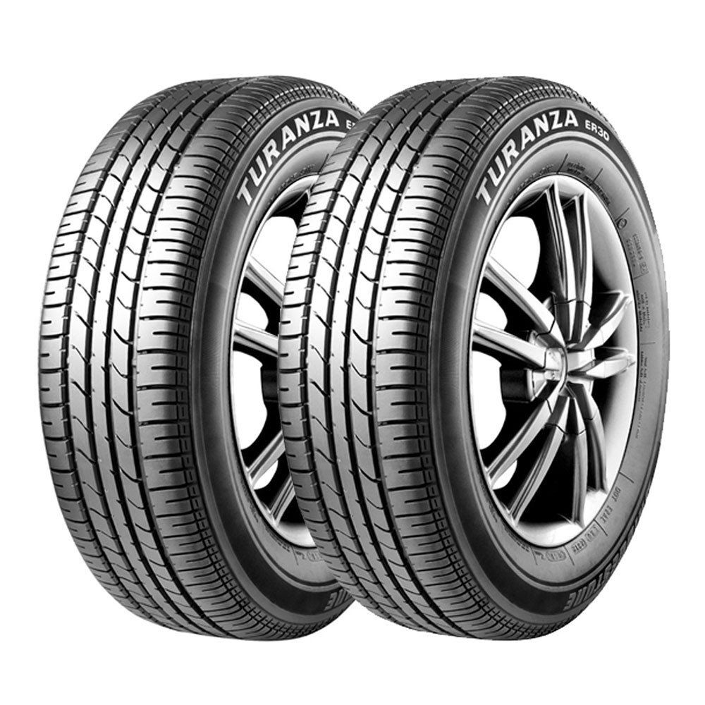 Combo com 2 Pneus 195/55R15 Bridgestone Turanza ER30 85H
