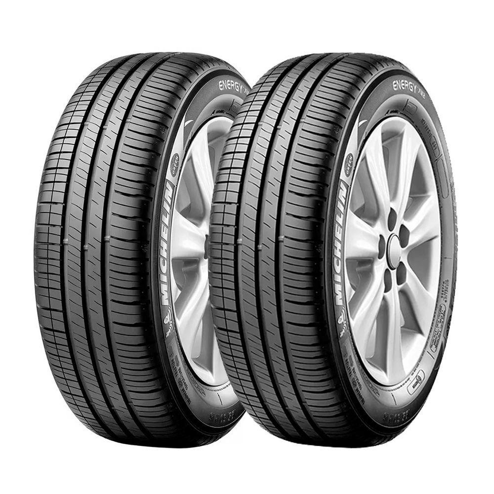 Pneu Michelin Energy Xm2 195/55 R15 85v - 2 Unidades