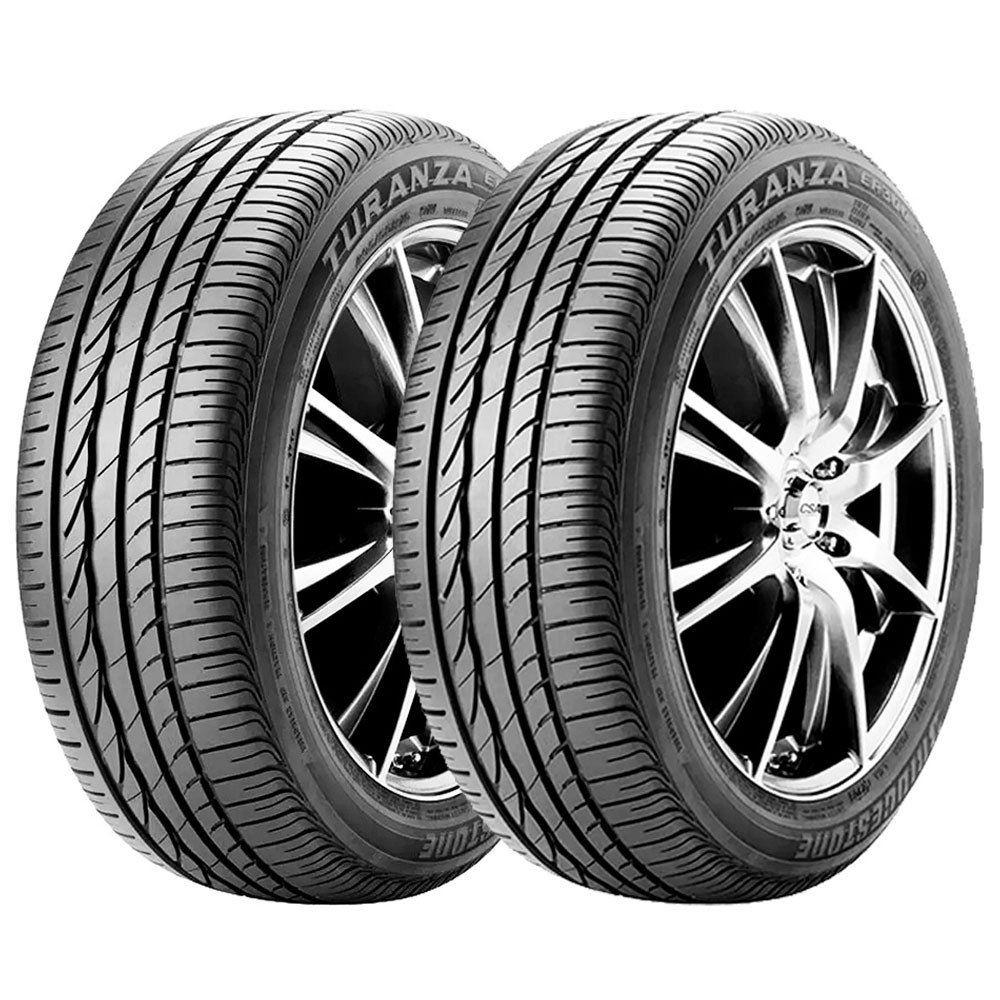 Combo com 2 Pneus 205/55R16 Bridgestone Turanza ER300 91V