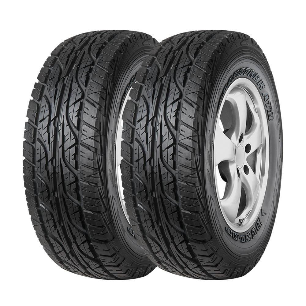 Combo com 2 Pneus 205/70R15 Dunlop Grandtrek AT3 96T