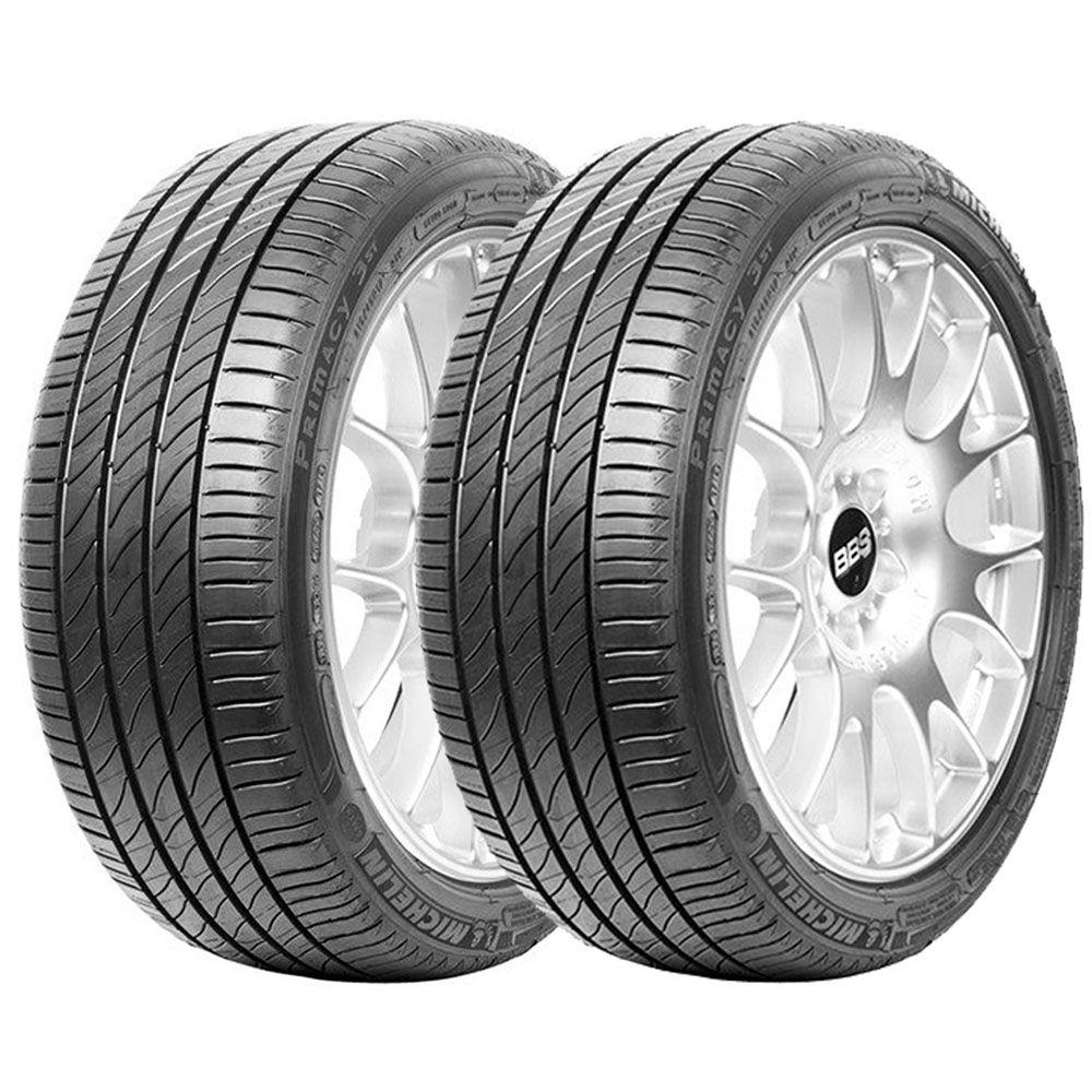Combo com 2 Pneus 215/50R17 Michelin Primacy 3 95W