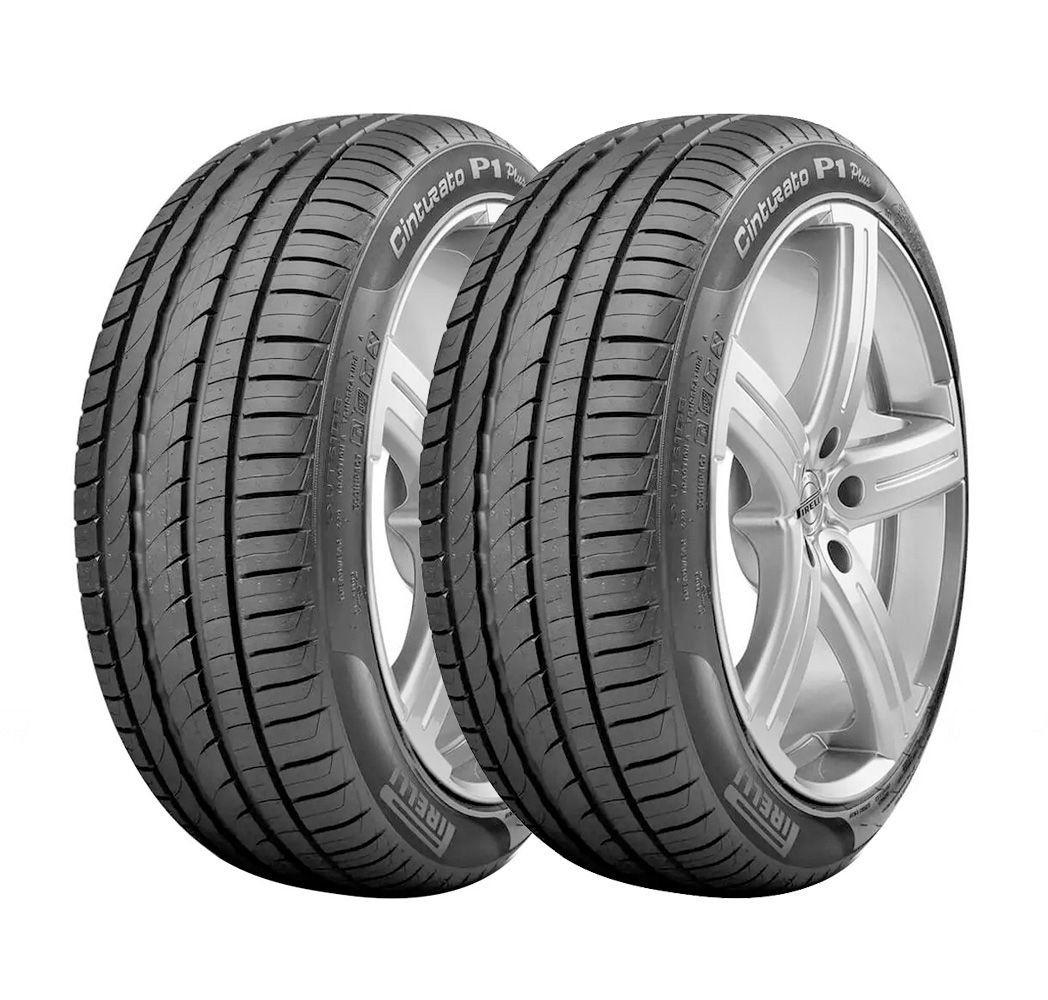 Combo com 2 Pneus 225/45R17 Pirelli Cinturato P1 94W