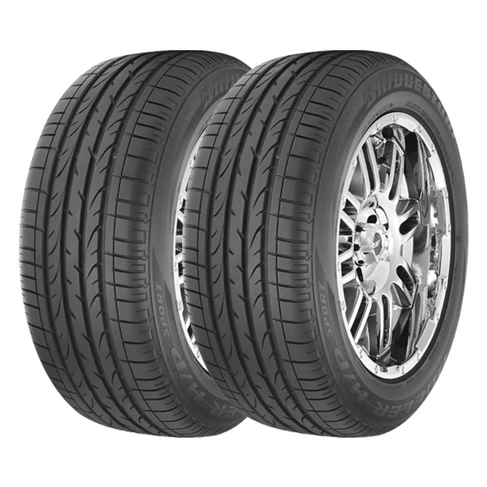 Combo com 2 Pneus 225/65R17 Bridgestone Dueler H/P Sport 102T (Original Honda CRV) #