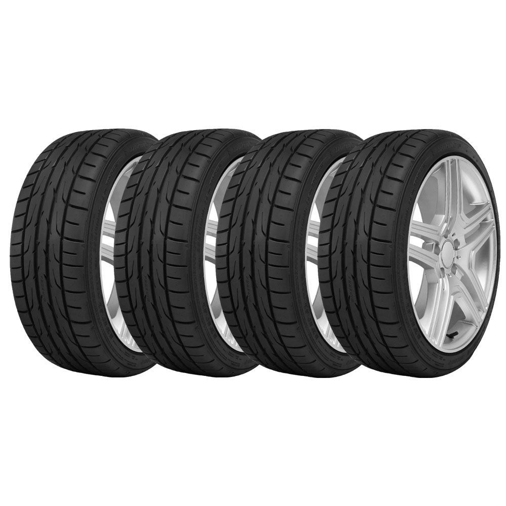 Combo com 4 Pneus 195/50R16 Dunlop Direzza DZ102 84V