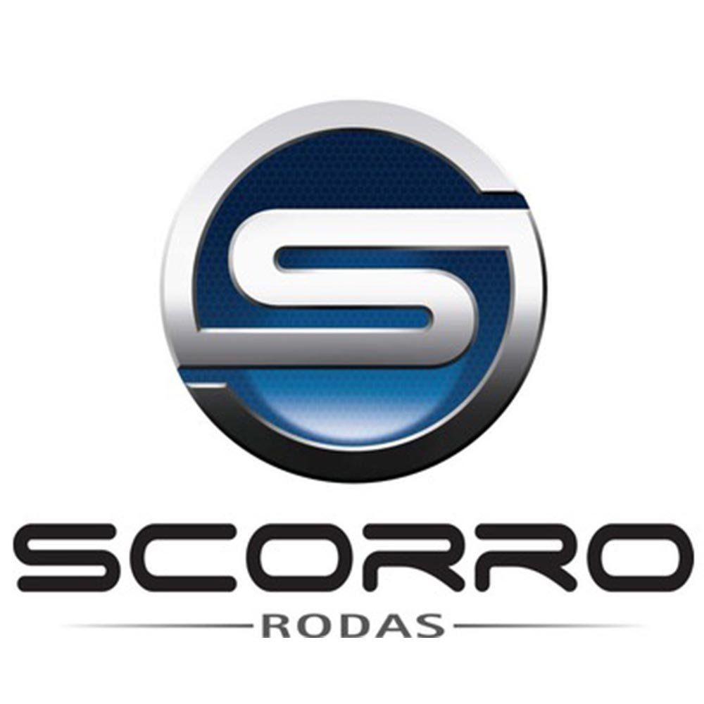 Jogo de 4 Rodas de Liga-Leve Aro 15 Scorro S-225 4x100