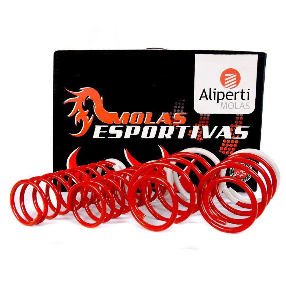 Jogo de Molas Esportiva Aliperti AL-8210 Jetta 07/11 (Só Aplica no Jetta Sedan 07/10)