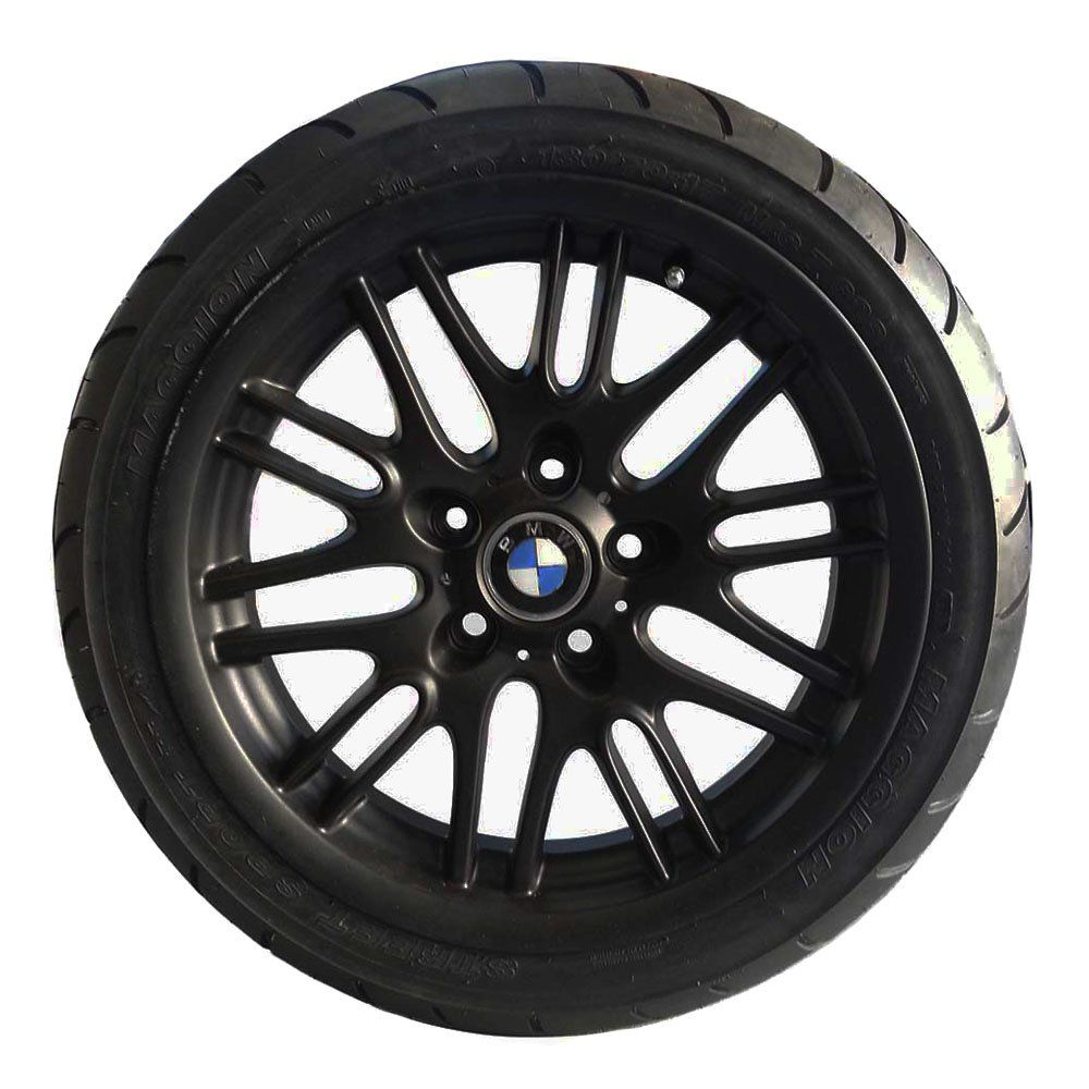 Kit Estepe de Roda Aro R15 com Pneu para BMW, Land Rover (Compatível com todas as BMW do Aro 15 ao Aro 17) 5x120