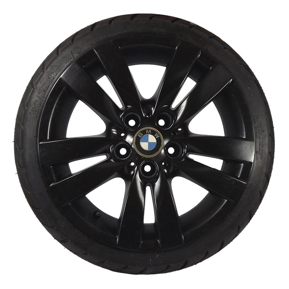 Kit Estepe de Roda Aro R17 com Pneu para BMW, Land Rover (Compatível com todas as BMW do Aro 17 ao Aro 20) 5x120