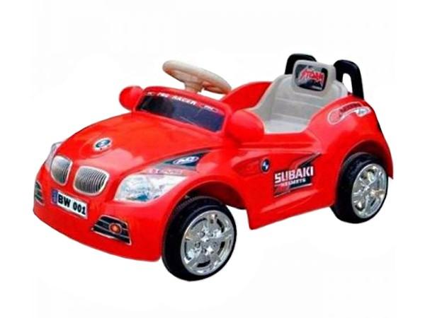 Mini Carro Elétrico Miniway BW001 - Vermelho