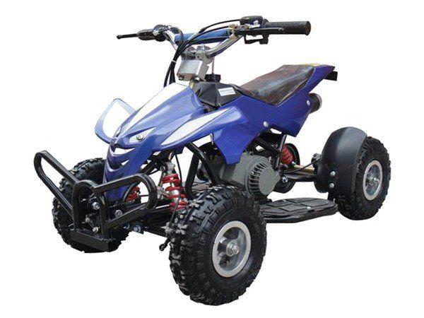 NÃO ATIVAR!!!! Mini Quadriciclo ATV 49cc - Azul