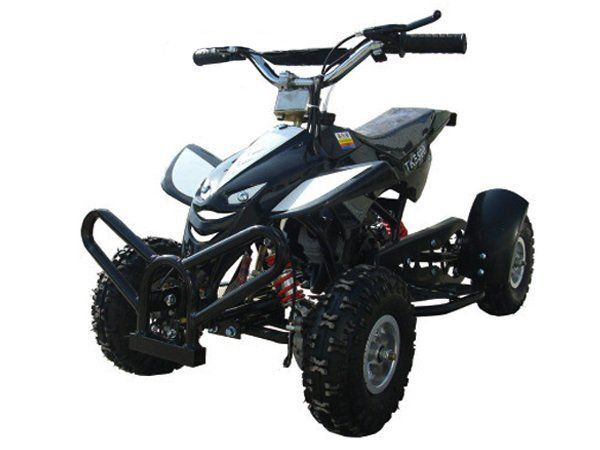 Mini Quadriciclo ATV 49cc - Preta