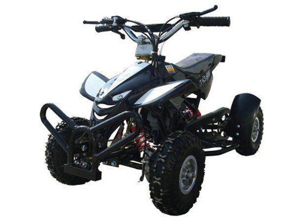 NÃO ATIVAR!!! Mini Quadriciclo ATV 49cc - Preta