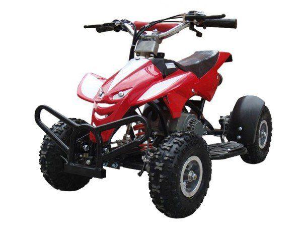 NÃO ATIVAR!!!! Mini Quadriciclo ATV 49cc - Vermelho