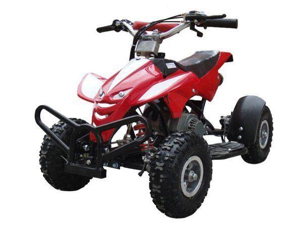 Mini Quadriciclo ATV 49cc - Vermelho