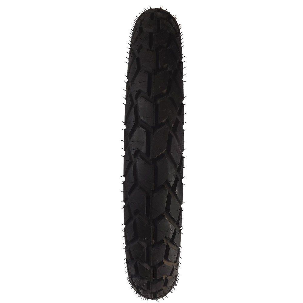 Pneu 110/80-18 Michelin Sirac Street 58R Moto (Traseiro)