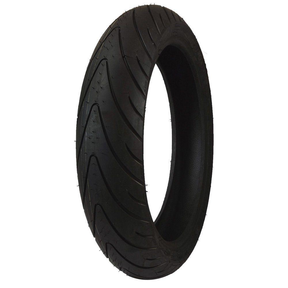 Pneu 120/70R17 Michelin Pilot Road 2 2CT 58W TL Moto R1, Cbr (Dianteiro)