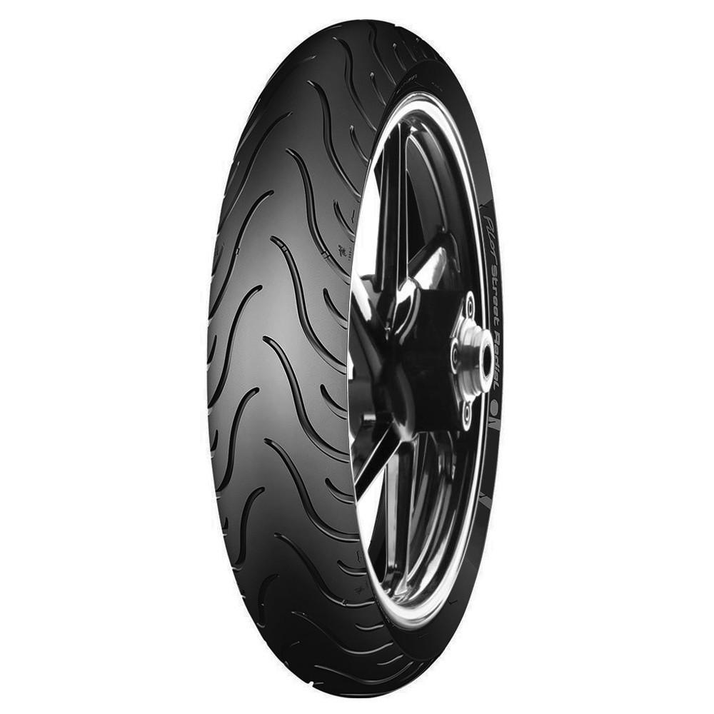 Pneu 120/70R17 Michelin Pilot Street Radial 58W TL Moto (Dianteiro)
