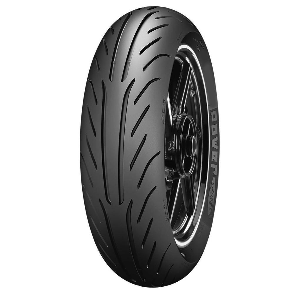 Pneu 130/70R13 Michelin Power Pure 63P TL Moto (Traseiro)