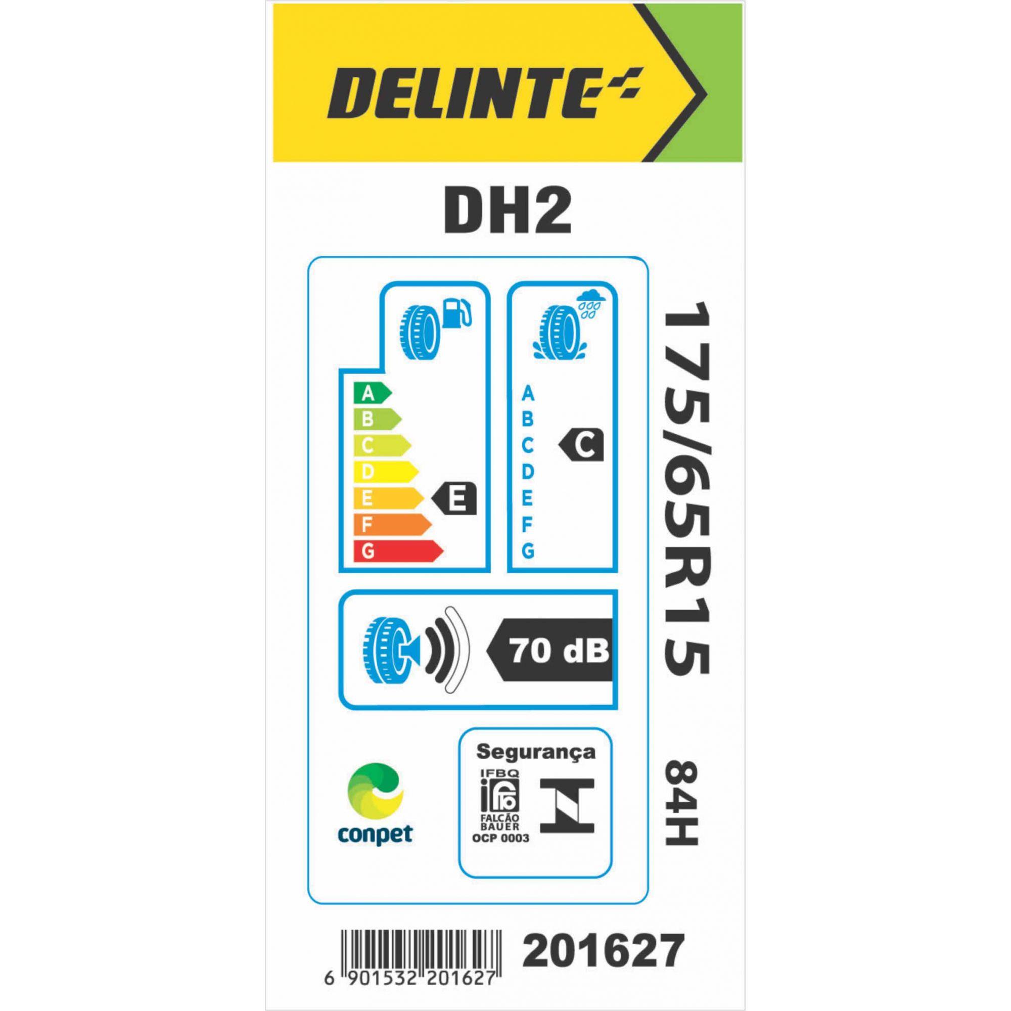Pneu 175/65R15 Delinte DH2 84H