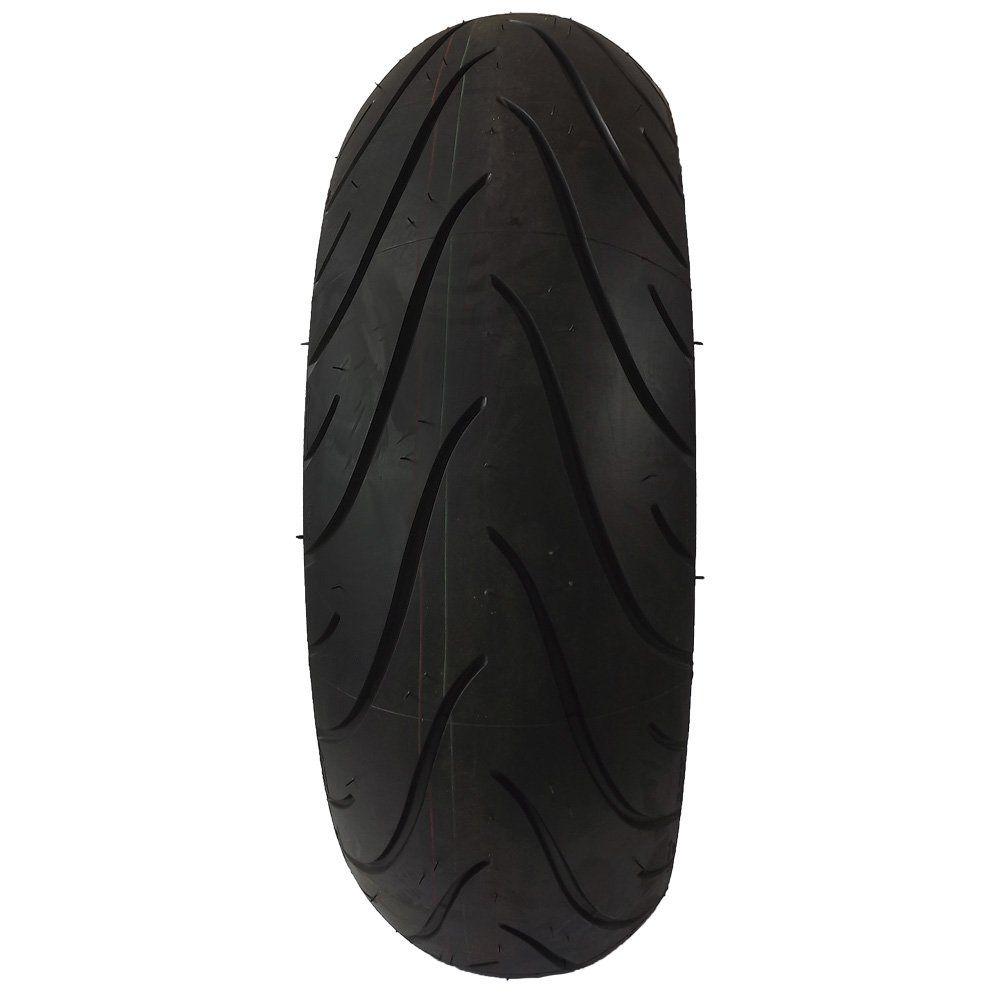 Pneu 180/55R17 Michelin Pilot Road 2 2CT 73W TL Honda Cbr, Yamaha R1 Moto (Traseiro)