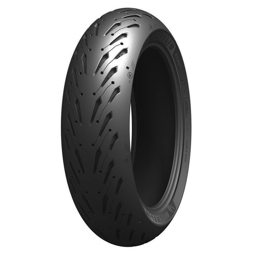 Pneu 180/55R17 Michelin Road 5 73W TL Moto (Traseiro)