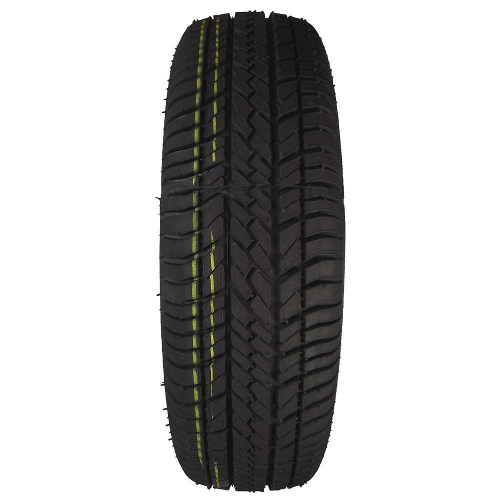 Pneu 185/70R13 Remold Black Tyre 84P - Inmetro