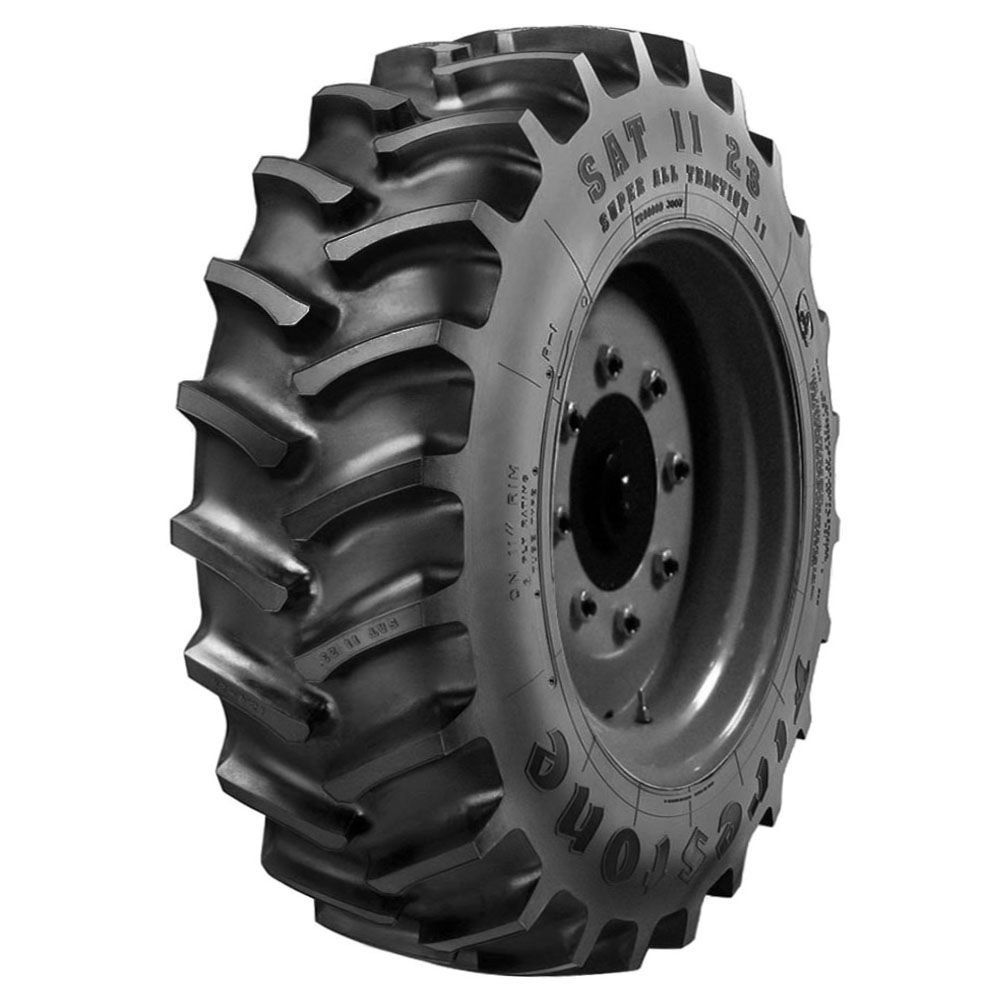 Pneu 18.4/15.26 Firestone Super All Traction 23° SAT23 R1 10 Lonas Agrícola
