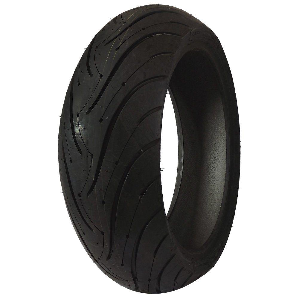 Pneu 190/50R17 Michelin Pilot Road 3 2CT 73W Moto Srad, Cbr (Traseiro)
