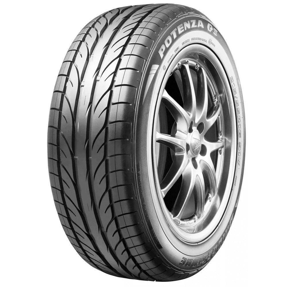 Pneu 195/60R15 Bridgestone Potenza GIII 88H