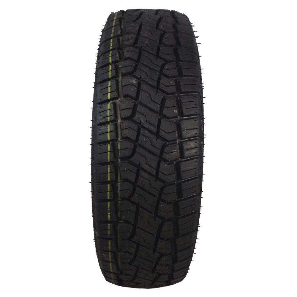 Pneu 205/60R16 Remold Black Tyre 92R (Desenho Pirelli Scorpion ATR) - Inmetro (Somente 1 Unidade Disponível)