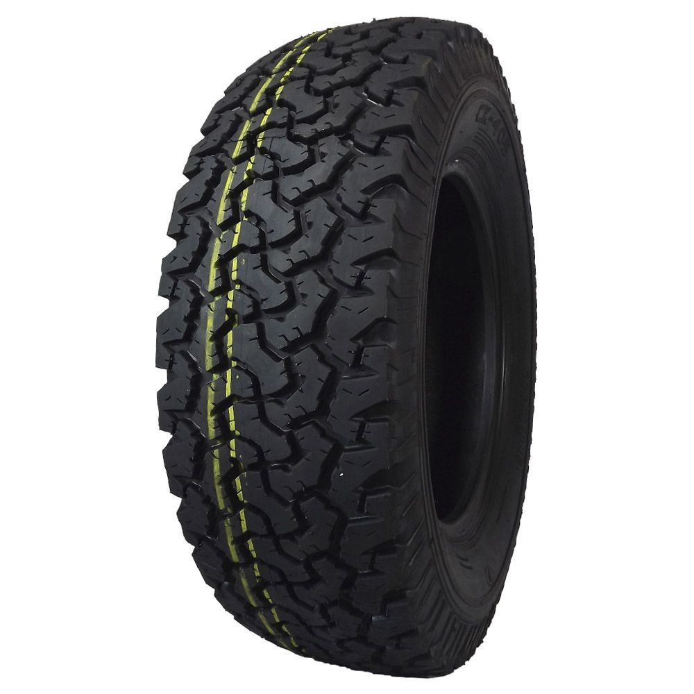 Pneu 205/60R16 Remold Cockstone CK405 All Terrain AT - Inmetro