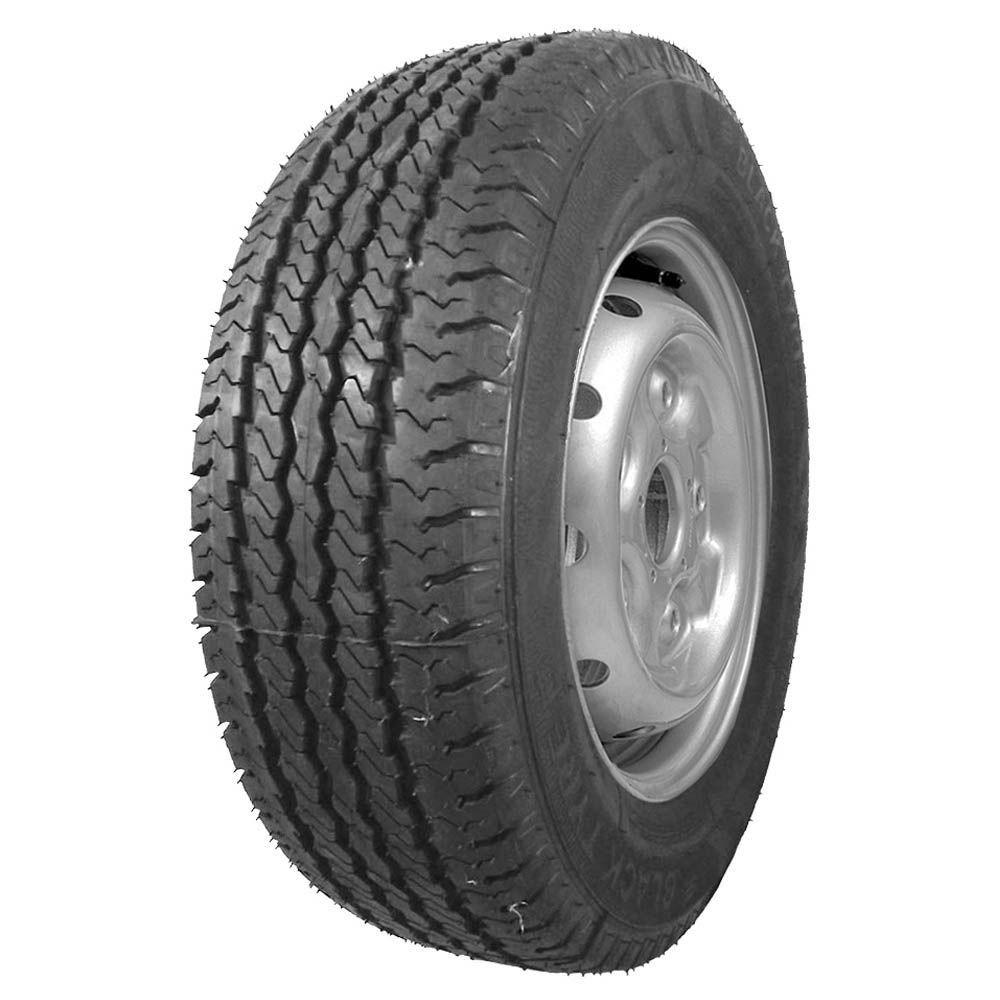 Pneu 205/75R16 Remold Black Tyre 80M 8 Lonas Carga
