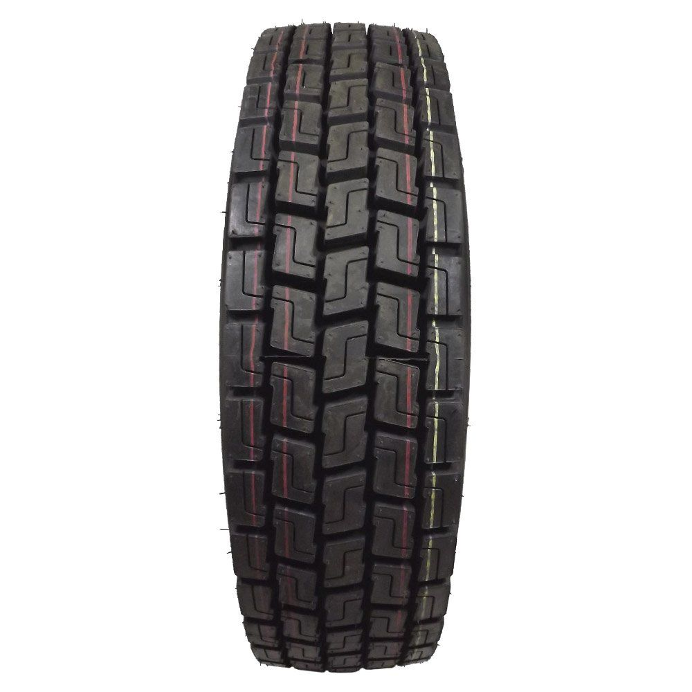 Pneu 215/75R17,5 Ling Long D905 Borrachudo 126/124M 14 Lonas