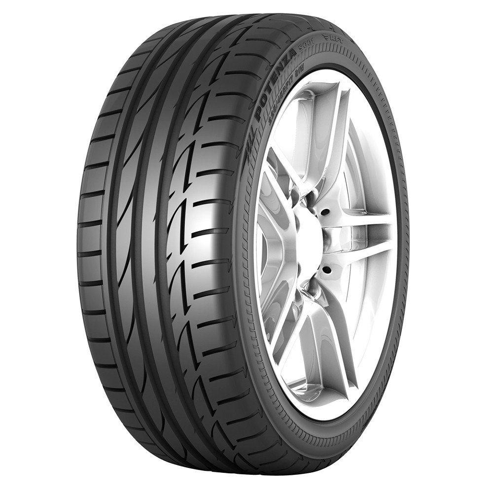 Pneu 225/45R17 Bridgestone Potenza S001 91W RUN FLAT BMW Série 3, Z4