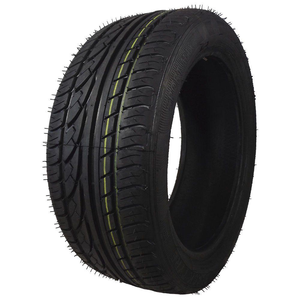 Pneu 225/45R17 Remold Black Tyre 89R (Desenho Hankook Ventus Prime K105) - Inmetro