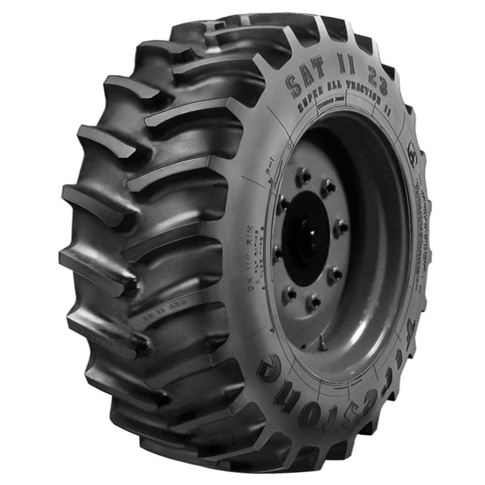 Pneu 23.1/18.26 Firestone Super All Traction 23° SAT23 R1 12 Lonas Agrícola