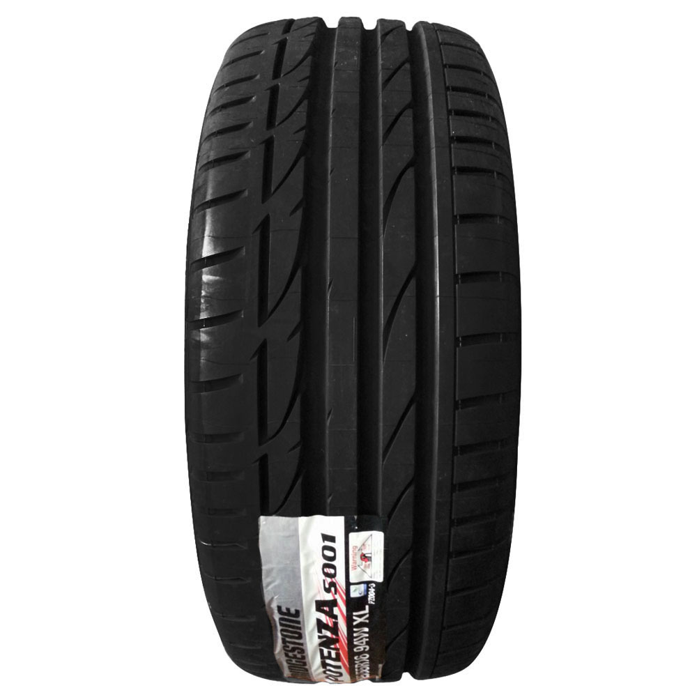Pneu 245/35R18 Bridgestone Potenza S001 88Y RUN FLAT (Original BMW Série 1)
